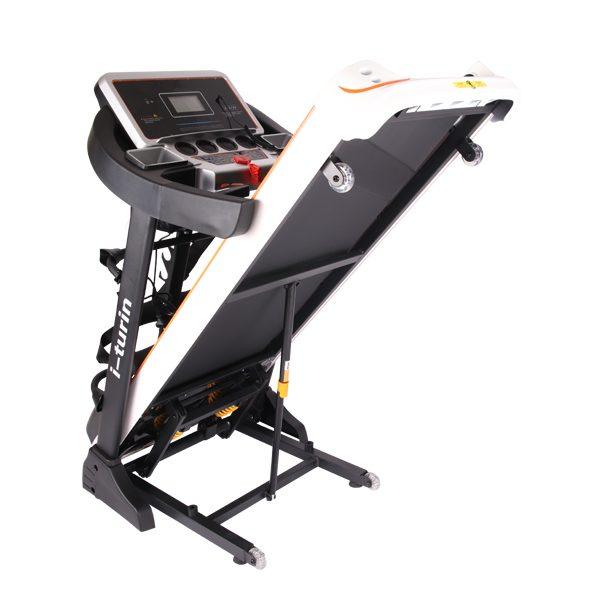 i-Turin Motorized Treadmill 9