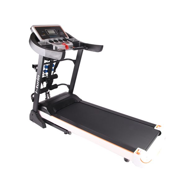 i-Turin Motorized Treadmill 1