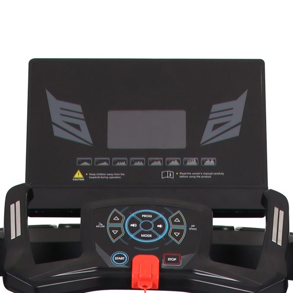 Milano Motorized Treadmill 6
