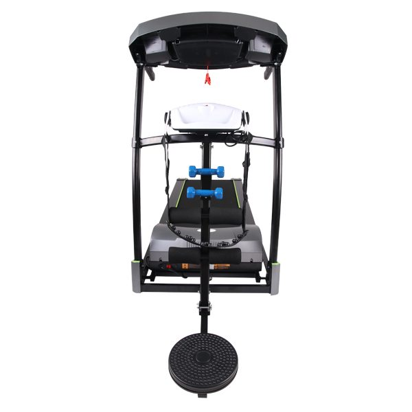 Paris Motorized Treadmill 3