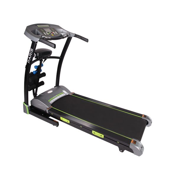 Paris Motorized Treadmill 1