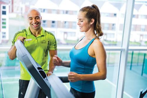 olahraga treadmill