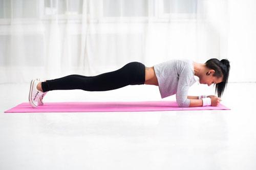 Tips 5 Latihan Dasar Pembentuk Tubuh Langsing dan Sexy 6