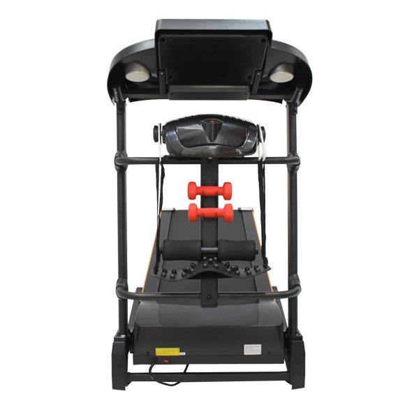i-Montana Motorized Treadmill 3