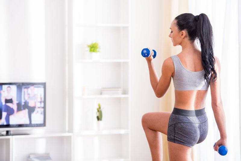 Tips 5 Latihan Dasar Pembentuk Tubuh Langsing dan Sexy 11