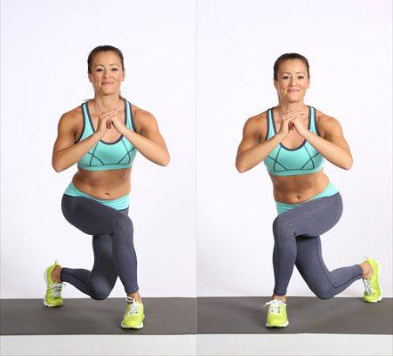 Tips Olahraga Rumah Pembentuk Otot Paha! 16