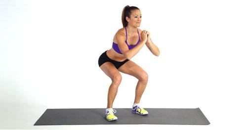 Tips Olahraga Rumah Pembentuk Otot Paha! 13