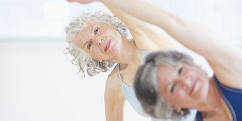 Rahasia Olahraga Untuk Wanita Di Atas 40 Tahun 11