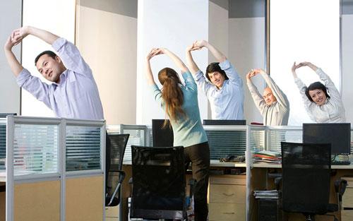 Bisakah Berolahraga Di Kantor? 4