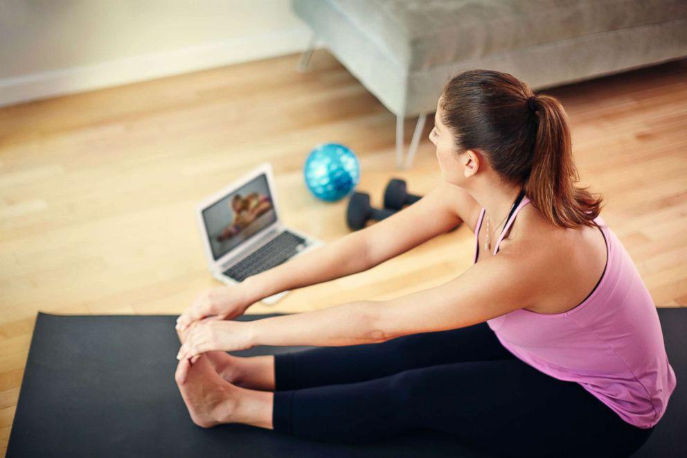 Olahraga Simple Di Dalam Rumah 5