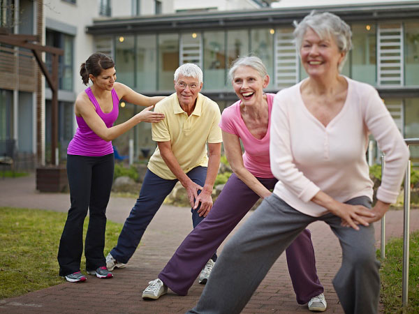 Tips Stretching Untuk Manula 9