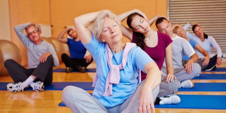 Tips Stretching Untuk Manula 5