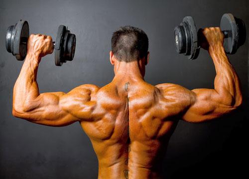 Kombinasi Latihan Otot Yang Tepat 16