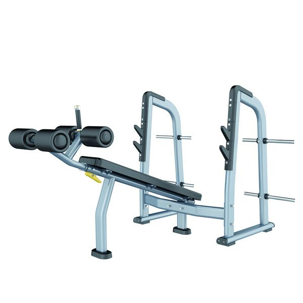 IR-41FF Olympic Decline Bench 1