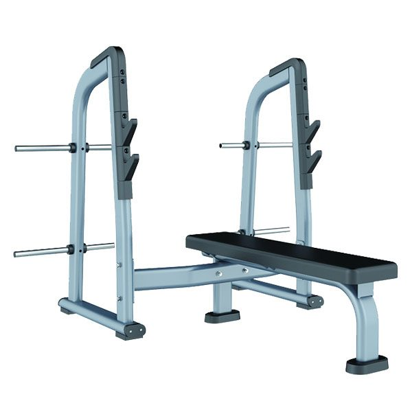 IR-43FF Olympic Flat Bench 1