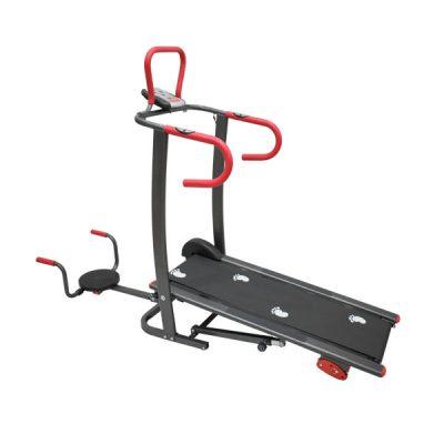 alat olahraga lari treadmill manual