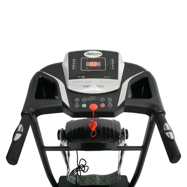 i-Verona Motorized Treadmill 7