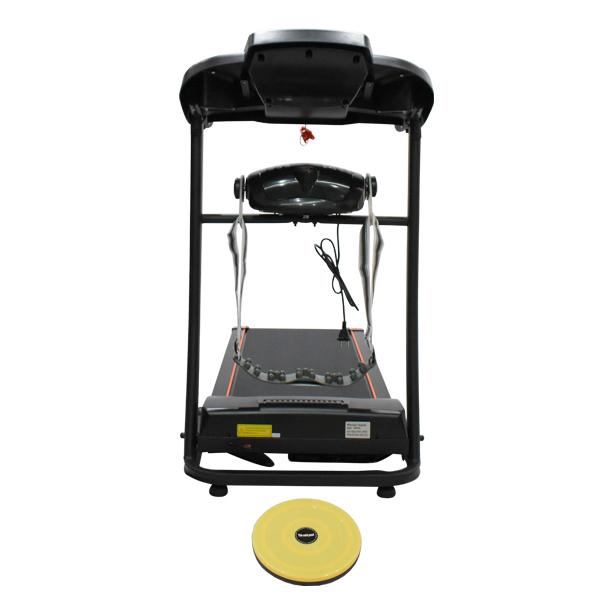 i-Verona Motorized Treadmill 4