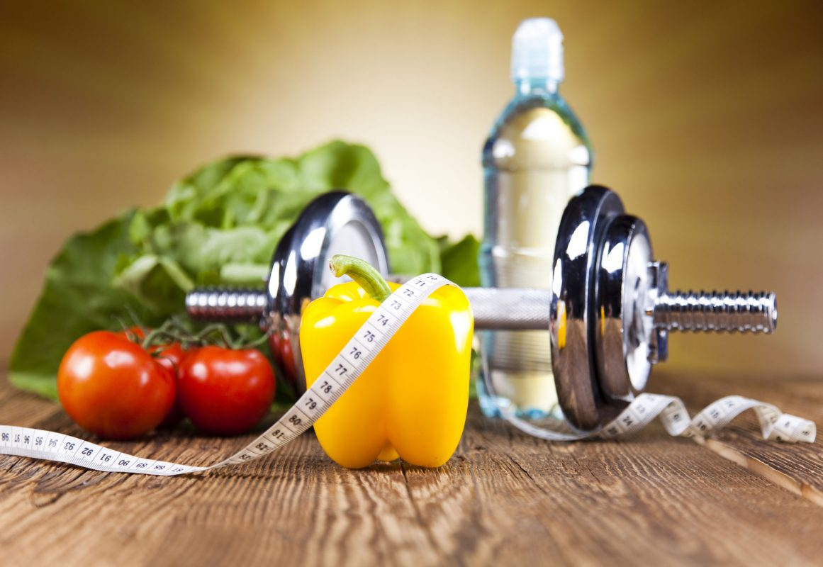 Menjadi Langsing Dengan Olahraga Dan Diet Seimbang 1
