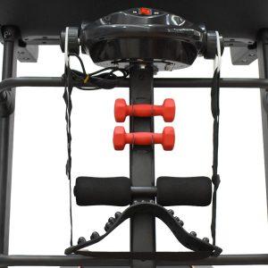 Torino Motorized Treadmill 18