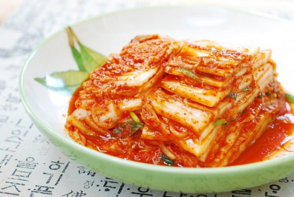 Korean Diet VS American Diet 2