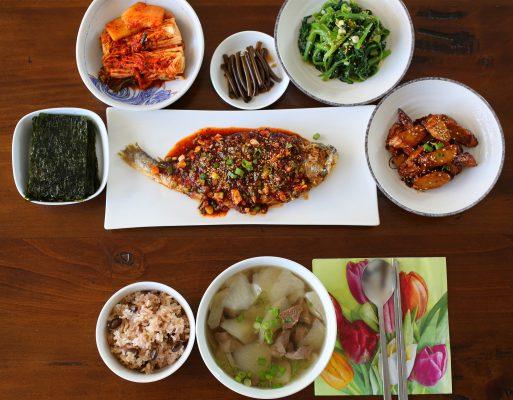 Korean Diet VS American Diet 4