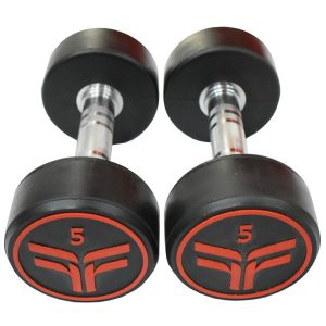 Rubber Dumbbell 12
