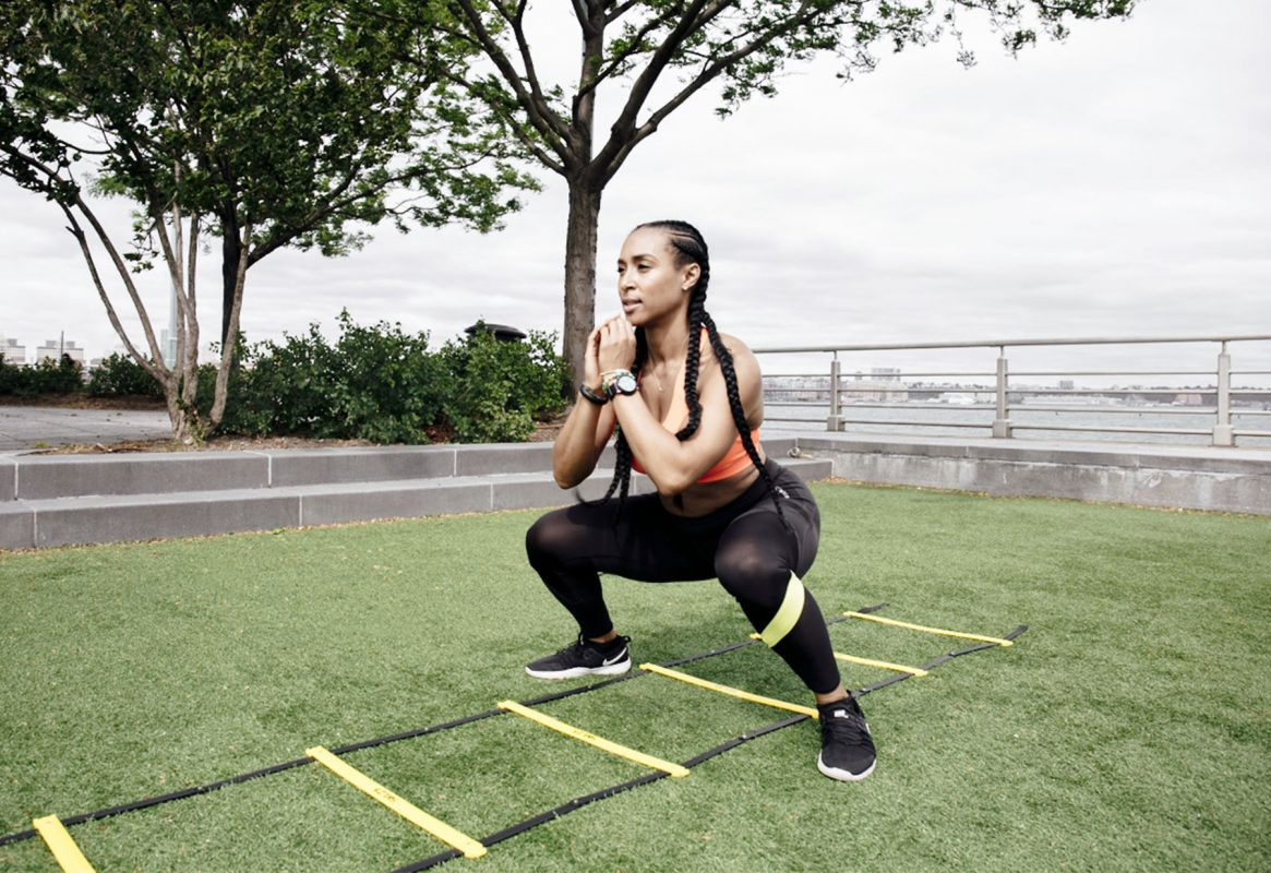 Mencoba Serunya Ladder Drill  Workout Sebagai Tantangan Baru Berolahraga! 1