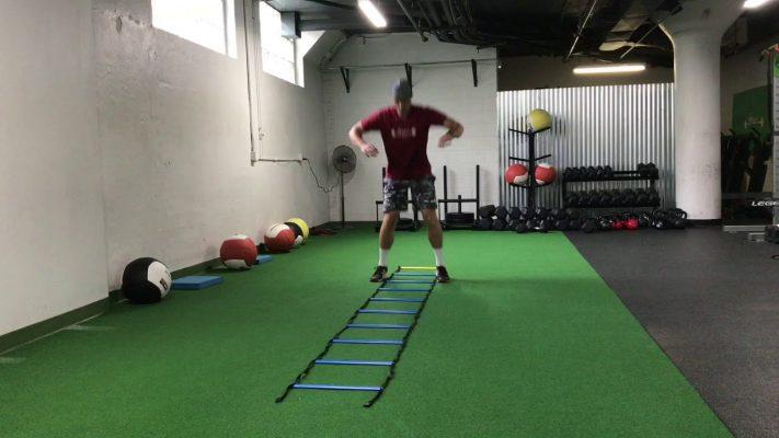 Mencoba Serunya Ladder Drill  Workout Sebagai Tantangan Baru Berolahraga! 15