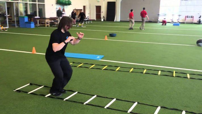 Mencoba Serunya Ladder Drill  Workout Sebagai Tantangan Baru Berolahraga! 12