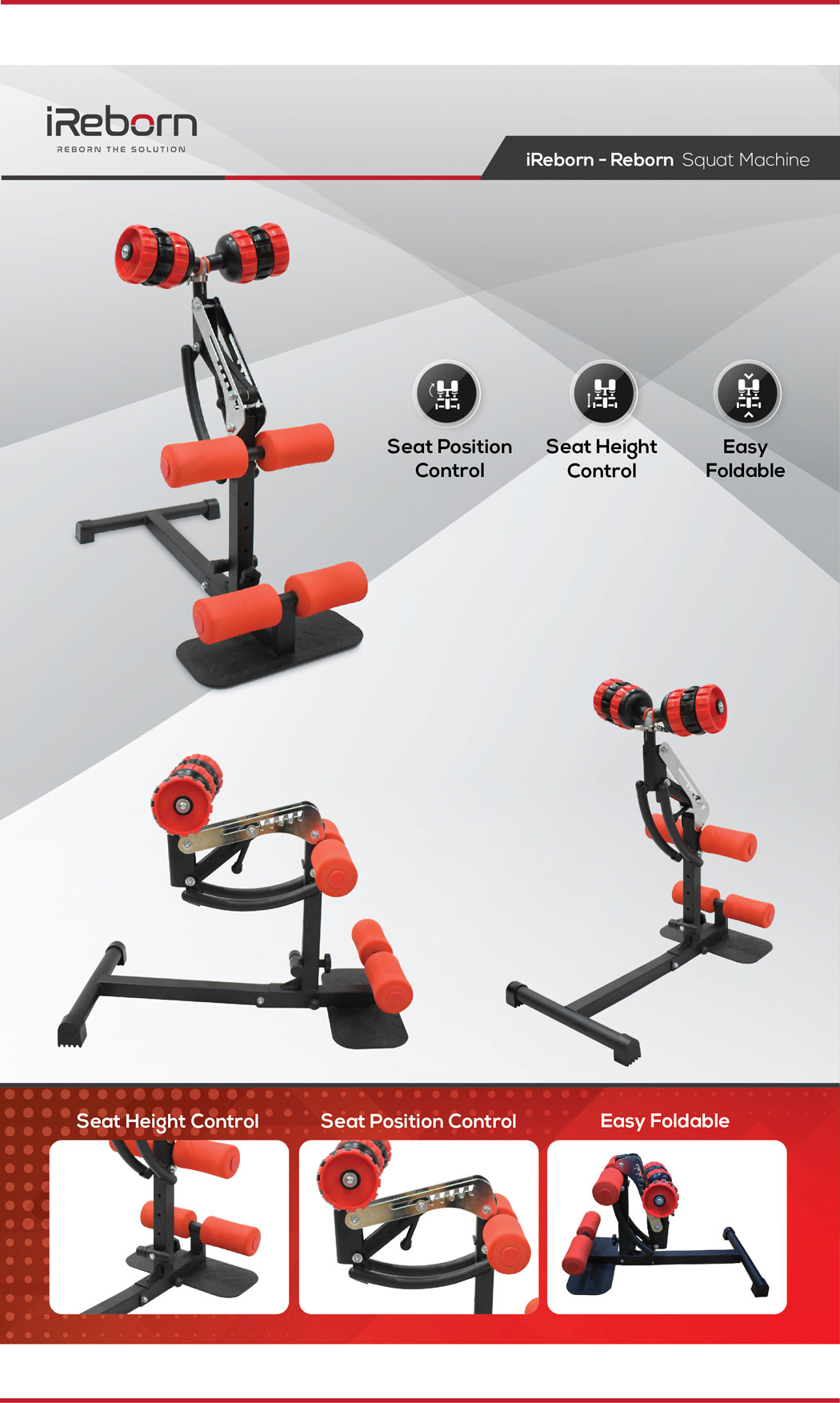 Reborn Squat Machine 16