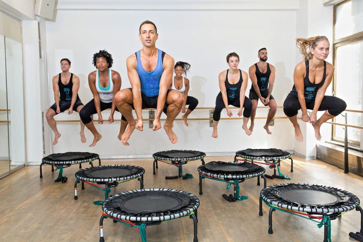 Manfaat Trampoline Olahraga Seru Yang Bikin Langsing! 4