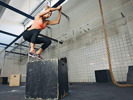 Yuk, Tau Lebih jauh apa itu Box Jump Exercise! 3