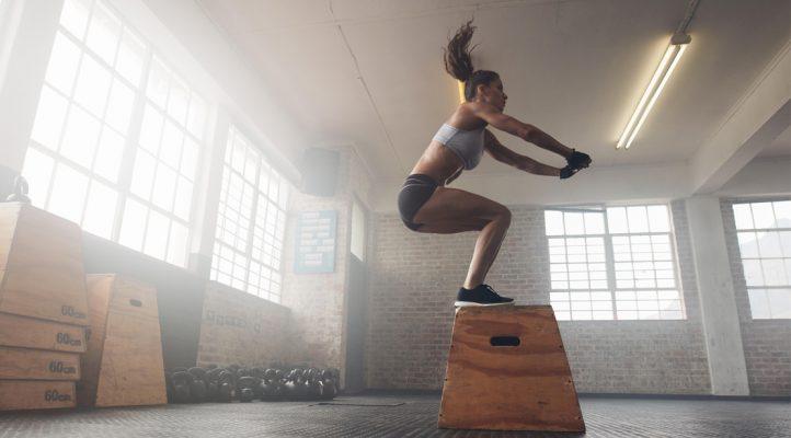 Yuk, Tau Lebih jauh apa itu Box Jump Exercise! 6