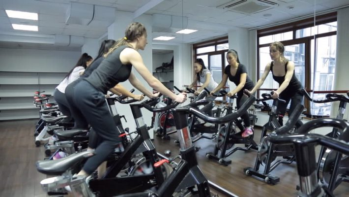 latihan Exercise Bike