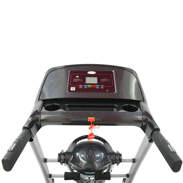 Aires i8 Motorized Treadmill 6
