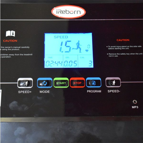 Aires i8 Motorized Treadmill 7