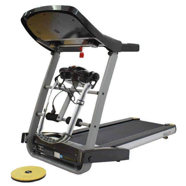 Aires i8 Motorized Treadmill 5