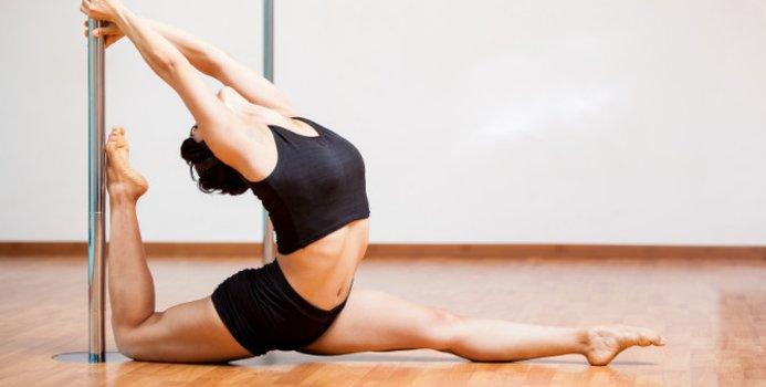 Mengenal Pole Dance Dan Manfaatnya! 12