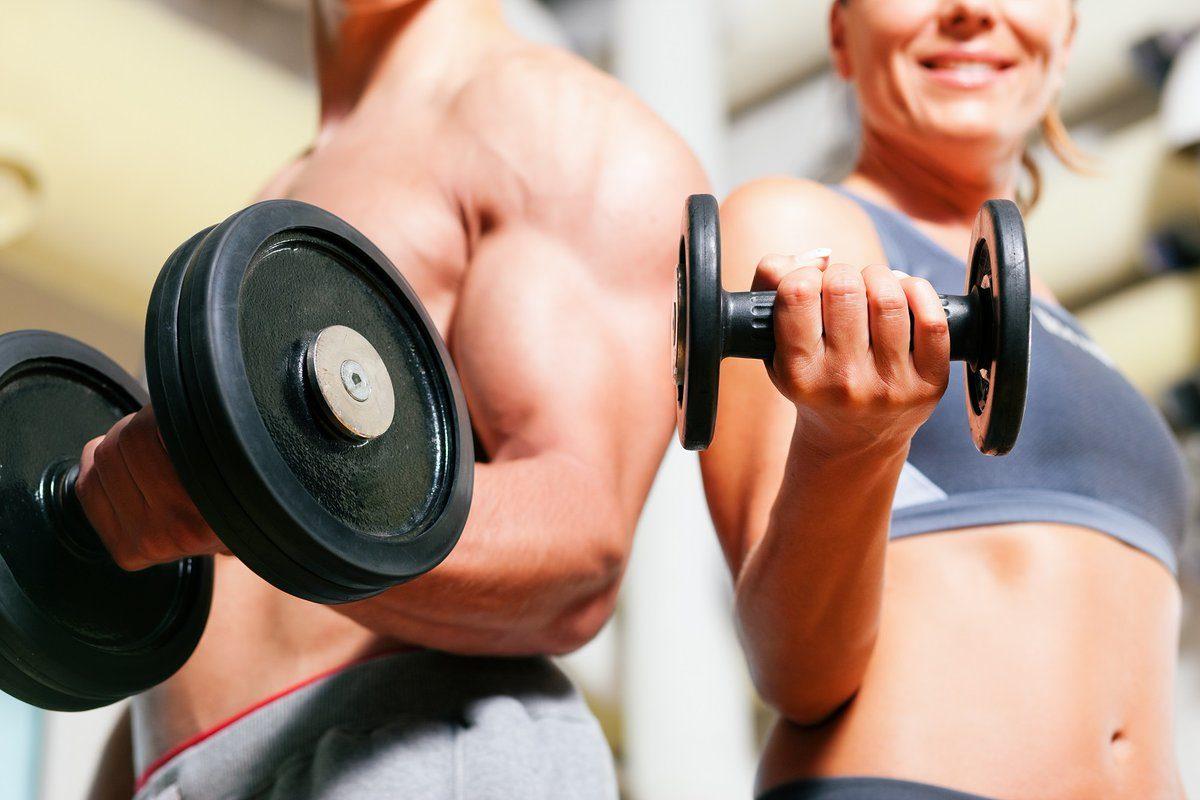 Manakah Yang Terbaik, Beban Berat Atau Beban Ringan Untuk Memenuhi Kebugaran Anda! 1