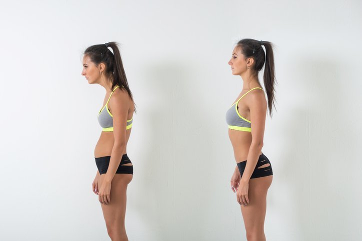 Perbaiki Postur Tubuh Dengan Gerakan Ini! 1