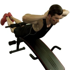 iReborn Sit-Up Bench 25