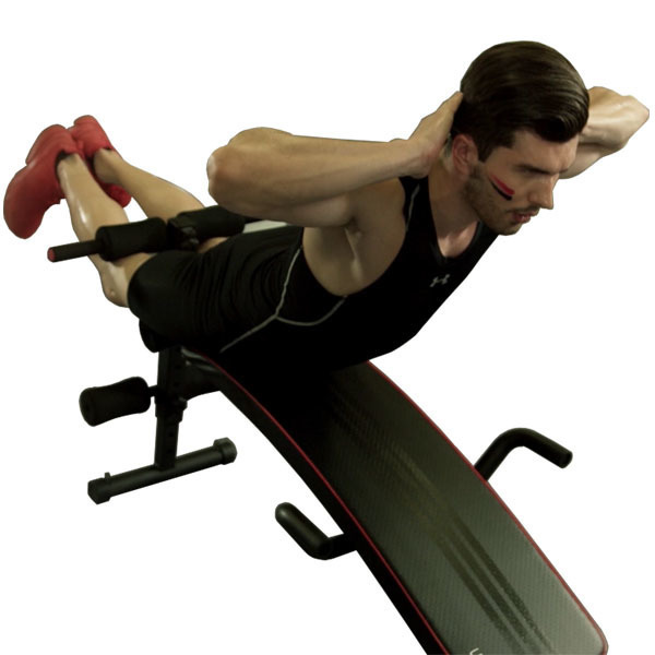 iReborn Sit-Up Bench 10