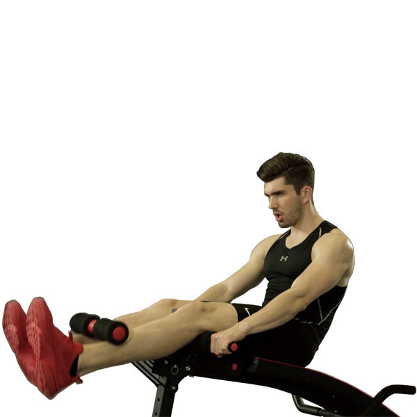 iReborn Sit-Up Bench 12
