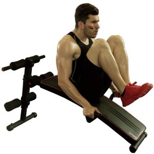 iReborn Sit-Up Bench 29