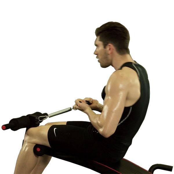 iReborn Sit-Up Bench 15
