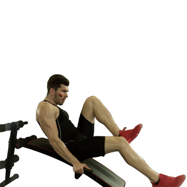 iReborn Sit-Up Bench 16