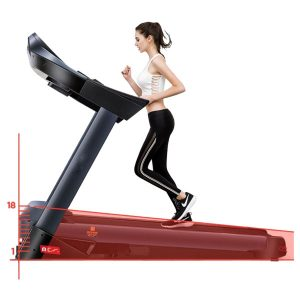 X9 Motorized Treadmill 11