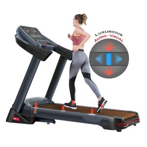 X9 Motorized Treadmill 12