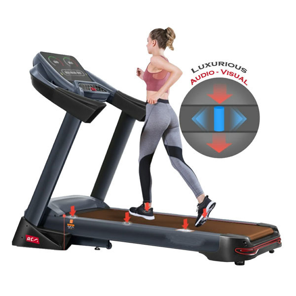 X9 Motorized Treadmill 7